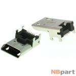 Разъем системный Micro USB - ASUS Transformer Book T100T (K003) (оригинал) / MC-261