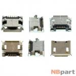 Разъем системный Micro USB - Huawei MediaPad 10 Link (S10-201U) / MC-004