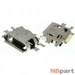 Разъем системный Micro USB - Nokia N8 (оригинал) / MC-107