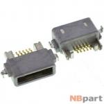 Разъем системный Micro USB - Sony Xperia Z (L36Hi) (оригинал) / MC-102