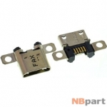 Разъем системный Micro USB - Amazon kindle Fire HD 8.9 (оригинал) / MC-190