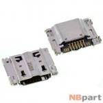 Разъем системный Micro USB - Samsung Galaxy Premier GT-I9260 (оригинал) / MC-167