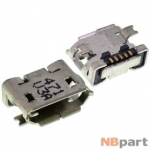 Разъем системный Micro USB - Nokia N85 (оригинал) / MC-047