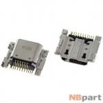 Разъем системный Micro USB - Samsung Galaxy Tab 4 8.0 SM-T331 (3G) (оригинал) / MC-356