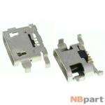 Разъем системный Micro USB - Sony Xperia L (C2104) / MC-248