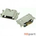 Разъем системный Micro USB - Lenovo S850 (оригинал) / MC-201