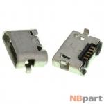 Разъем системный Micro USB - Meizu M2 Note (оригинал)