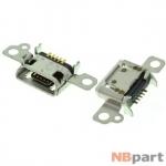 Разъем системный Micro USB - Meizu MX5 (оригинал) / MC-321