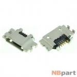 Разъем системный Micro USB - Sony Xperia Z Ultra (C6802) (оригинал) / MC-218