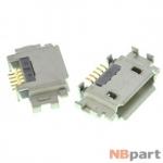 Разъем системный Micro USB - Sony Xperia P (LT22i) (оригинал) / MC-288