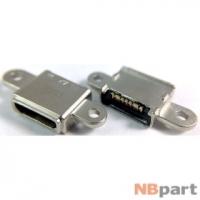 Разъем системный Micro USB - Samsung Galaxy S7 (SM-G930FD) (оригинал) / MC-396