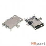 Разъем системный Micro USB - ASUS MeMO Pad 10 (ME103K) K01E (оригинал)