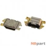 Разъем системный Micro USB - Asus ZenFone Go (ZC500TG) (оригинал) / MC-311