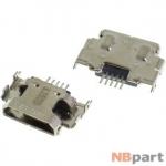 Разъем системный Micro USB - Asus ZenFone 2 ZE500CL Z00D (оригинал) / MC-306