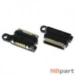 Разъем системный Micro USB - Sony Xperia M4 Aqua (E2303) (оригинал)