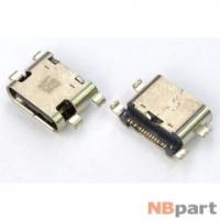 Разъем системный type-c - ZTE Nubia Z11 NX531J / MC-400