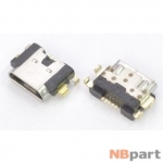 Разъем системный Micro USB - ZTE BLADE V8 / MC-401