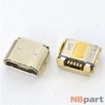 Разъем системный Micro USB - Sony Xperia SP (M35h) (оригинал) / MC-275