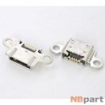 Разъем системный Micro USB - Vivo X9 / MC-425