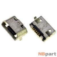 Разъем системный Micro USB - Meizu MX4 M460/M461 (оригинал) / MC-329