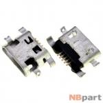 Разъем системный Micro USB - Huawei Enjoy 5s (TAG-AL00) / MC-135