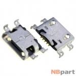 Разъем системный Micro USB - Huawei Ascend Y511 (оригинал) / MC-121