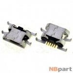Разъем системный Micro USB - Huawei Y515 (оригинал) / MC-133