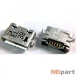 Разъем системный Micro USB - Xiaomi MiPad (оригинал) / MC-423