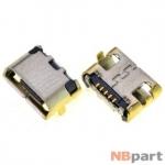 Разъем системный Micro USB - Meizu M3 Note L681H (оригинал) / MC-409