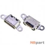Разъем системный Micro USB - Oppo R3 (R7005) / MC-286