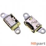 Разъем системный Micro USB - Oppo R3 (R7005) / MC-292