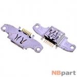 Разъем системный Micro USB - Oppo R9 / MC-349