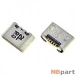 Разъем системный Micro USB - Oppo A33 / MC-437