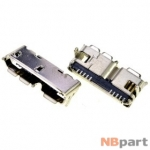 Разъем системный Micro USB 3.0 - для HDD 1 / MC-159