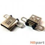 Разъем системный Micro USB - Amazon Kindle Paperwhite 1st Gen (EY21) 2013 (оригинал) / MC-307