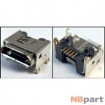 Разъем системный Micro USB - Amazon Kindle Fire 1st Generation D01400 (оригинал) / MC-247