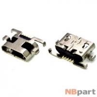 Разъем системный Micro USB - Lenovo Vibe K5 note A7020 (оригинал)