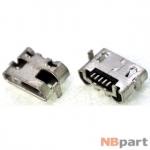 Разъем системный Micro USB - Huawei Y5 II (CUN-U29)