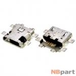 Разъем системный Micro USB - Motorola Droid Turbo (оригинал)