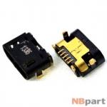 Разъем системный Micro USB - HTC One M7 801n PN07100 (оригинал)