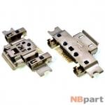 Разъем системный Micro USB - Asus PadFone 2 (A68) (оригинал)