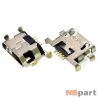 Разъем системный Micro USB - Lenovo A798t