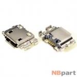 Разъем системный Micro USB - Prestigio MultiPad PMT3118 / b164
