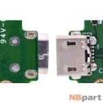 Разъем системный Micro USB - ASUS Transformer Pad TF103C (K010) (WIFI)