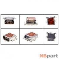 Разъем системный Mini USB - S016