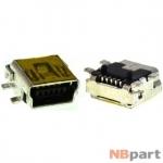 Разъем системный Mini USB - S018