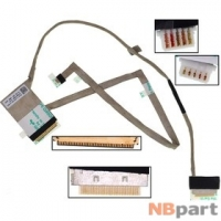 Шлейф матрицы Samsung NP355V4C / DC02001K600