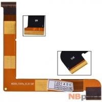 Шлейф / плата Lenovo TAB 2 A10-30 3G/LTE A6500_Fk04a_V2.01 на дисплей