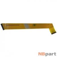 Шлейф матрицы Ginzzu GT-8110 / S806-LCD-FPC(GX_HSD_40PIN)160929 / 40P