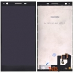 Модуль (дисплей + тачскрин) для ZTE Geek 2 Pro черный